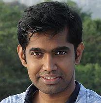 Portrait of Aravind Rengan