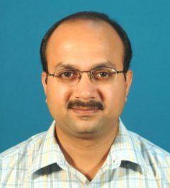 Portrait of Balaji Narasimhan