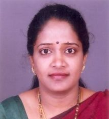 Portrait of Indumathi Nambi