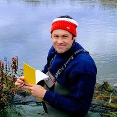 Portrait of Josh Larsen