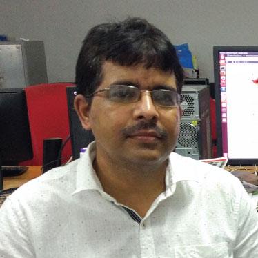 Portrait of Vimal Mishra