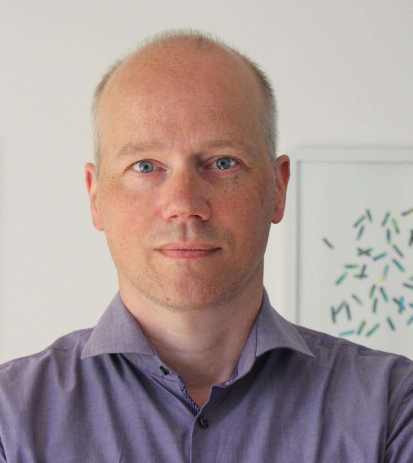 Portrait of Willem Van Schaik