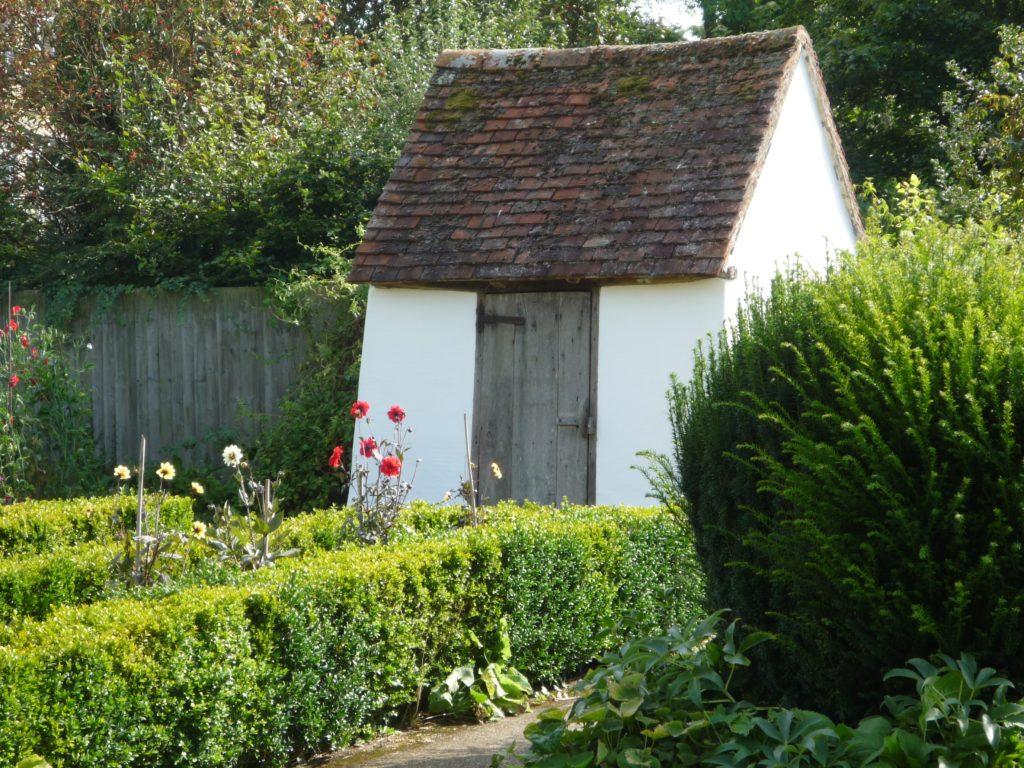 William Cowper's summerhouse in Olney