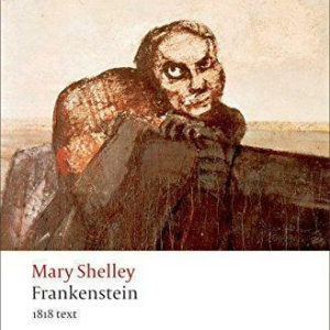 Cover of Mary Shelley - Frankenstein