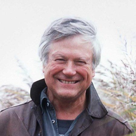 Portrait of Richard Mabey