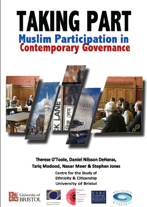 Report describes the participation of UK Muslims in governance