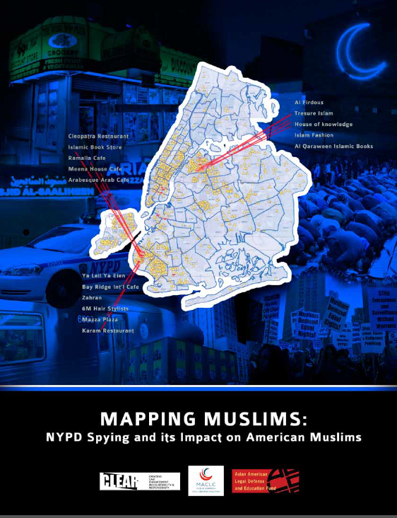 CLEAR Project Issues Report on Impact of NYPD Surveillance on American Muslims