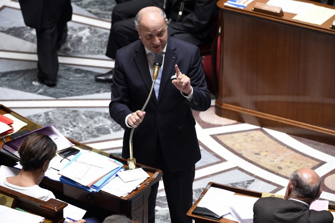 "Stop Referring to Mideast Extremists as ""Islamic State,"" argues French Foreign Minister"
