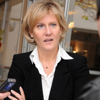 Nadine Morano, member of the UMP, confuses Islamic State with the Islamic Jihad Movement in Palestine