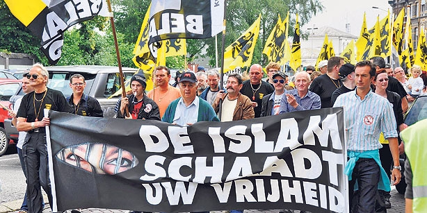 "Dutch member of parliament makes call to ""close all mosques"" in the Netherlands"