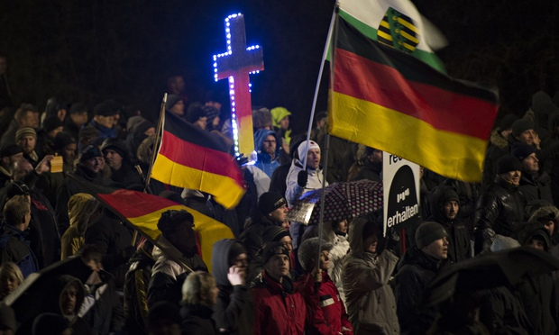 The mobilization of PEGIDA and the German debate on Islam and immigration