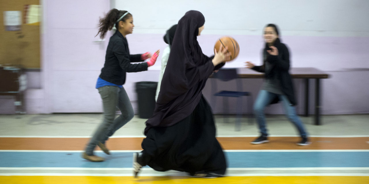 A Muslim school in Marseilles comes under state contract