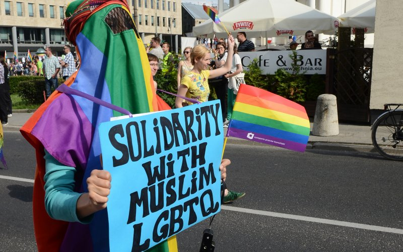 American Muslims Supporting Gay Marriage Speak Up
