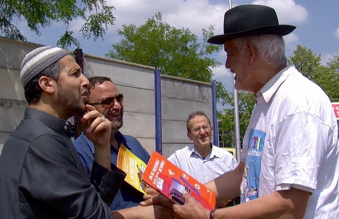French rabbi hits the road to build Jewish-Muslim ties
