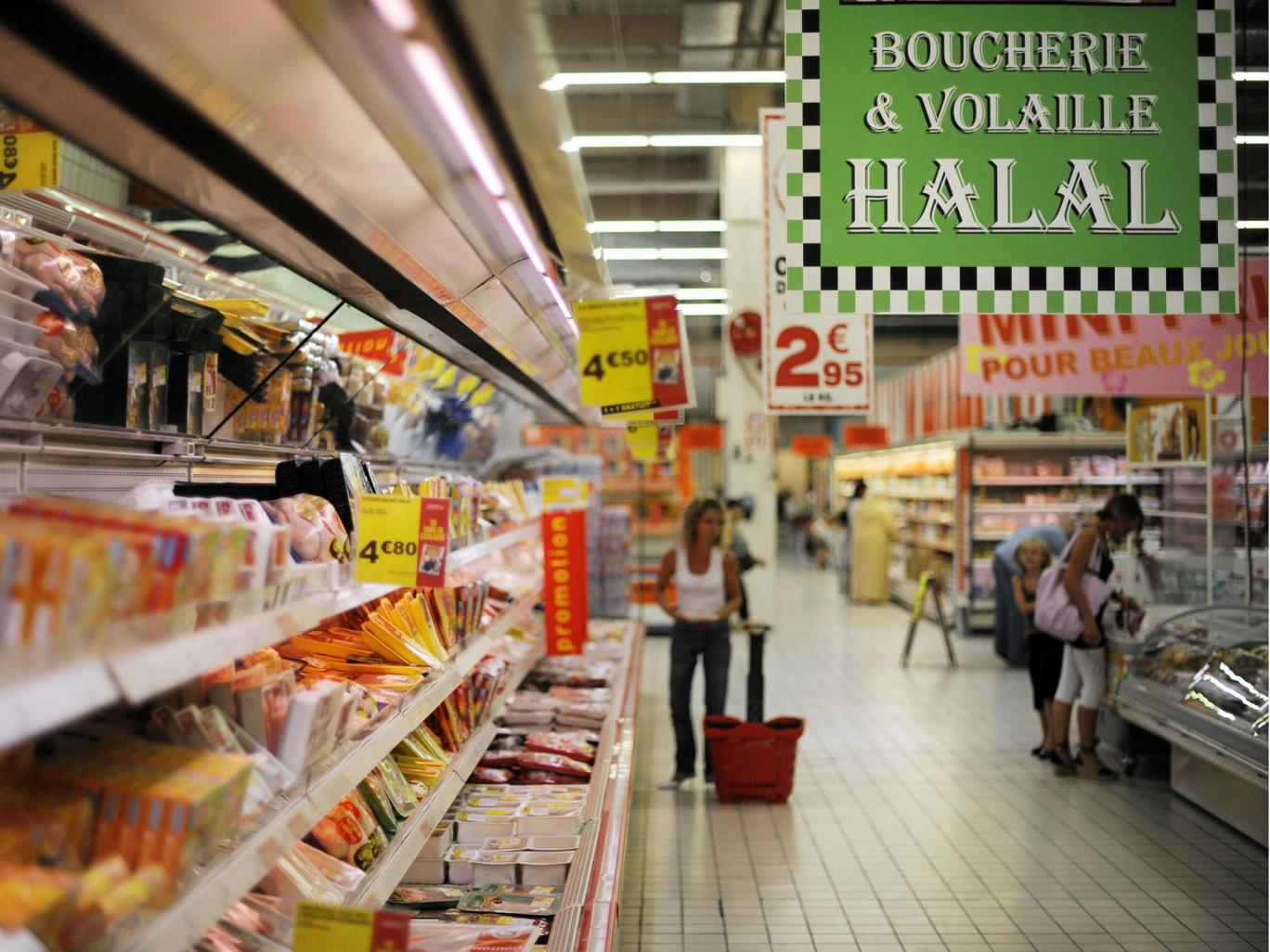 Halal supermarket ordered to sell pork and alcohol