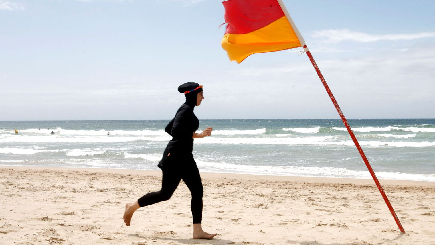 French burkini ban sparks sales, says designer
