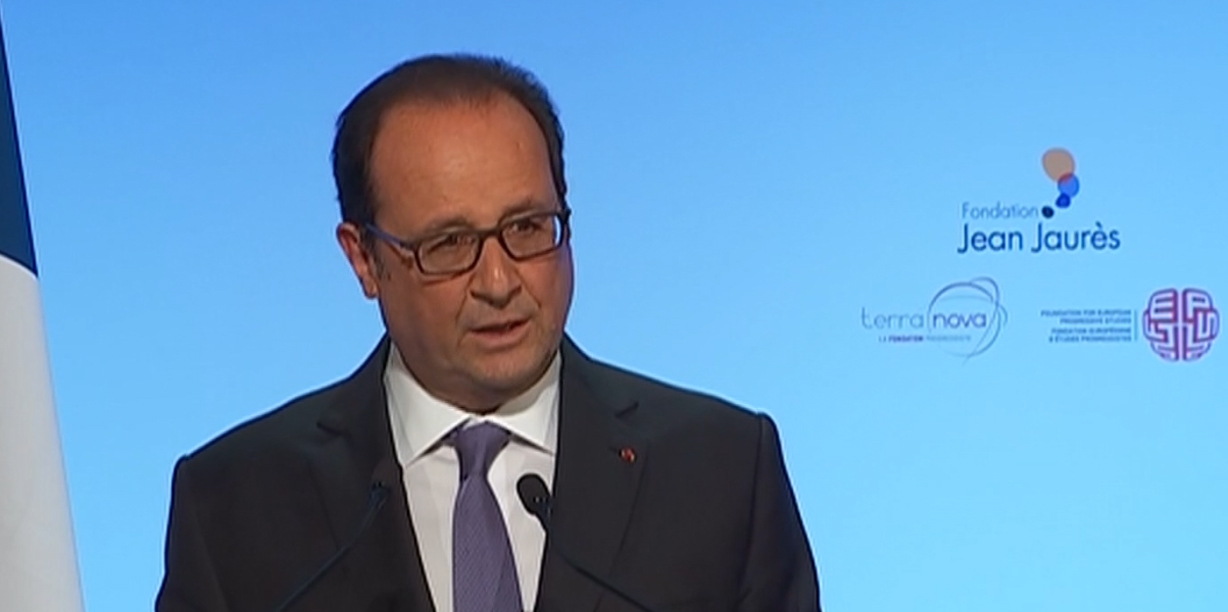 Hollande: France must 'embrace' Islam