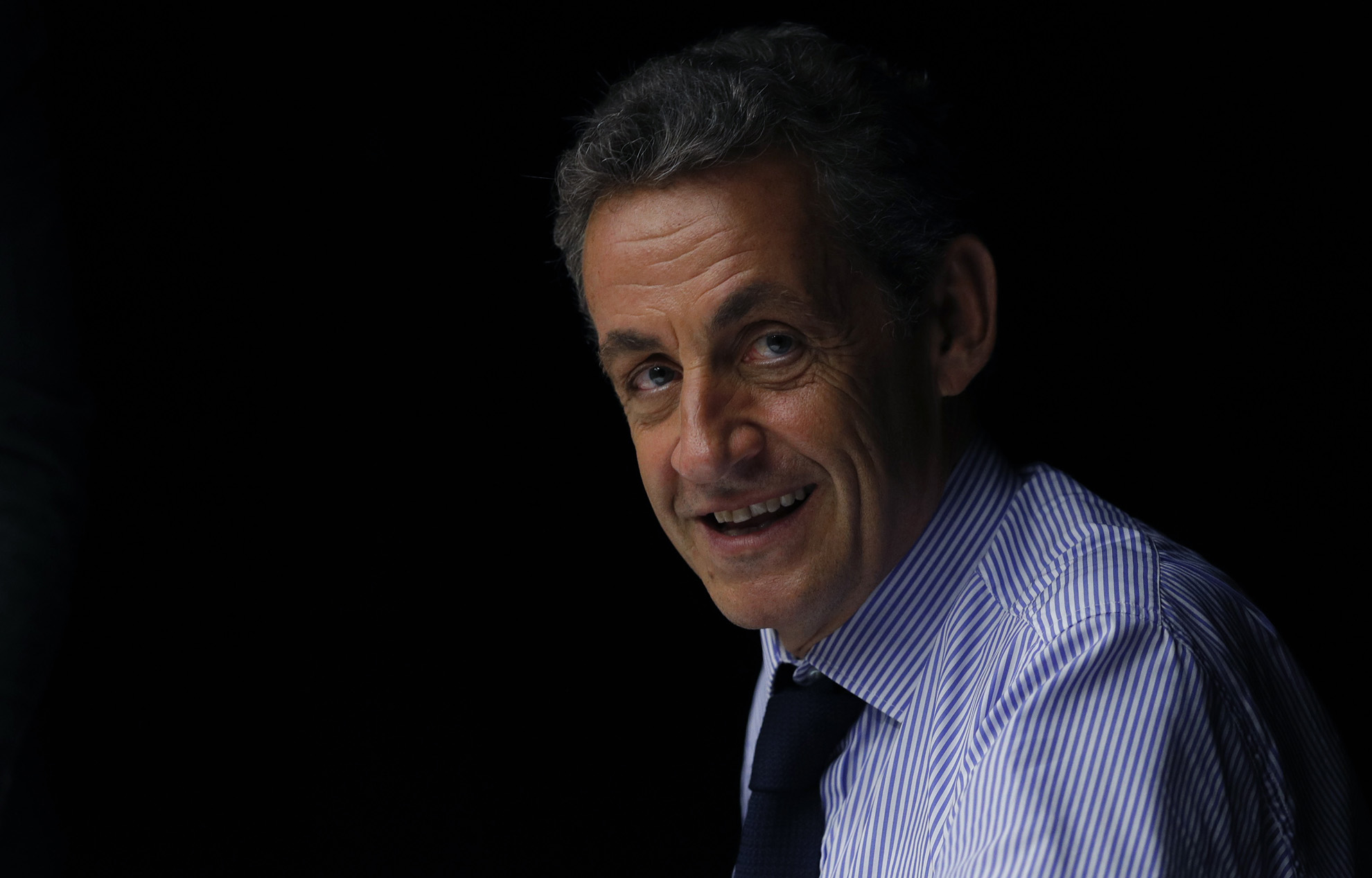 """It's us or them"" Sarkozy speaks out against Islamists"