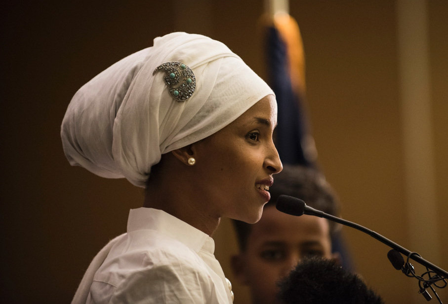 She became the nation's first Somali American lawmaker. A month later, she was harassed in a D.C. cab for being Muslim.