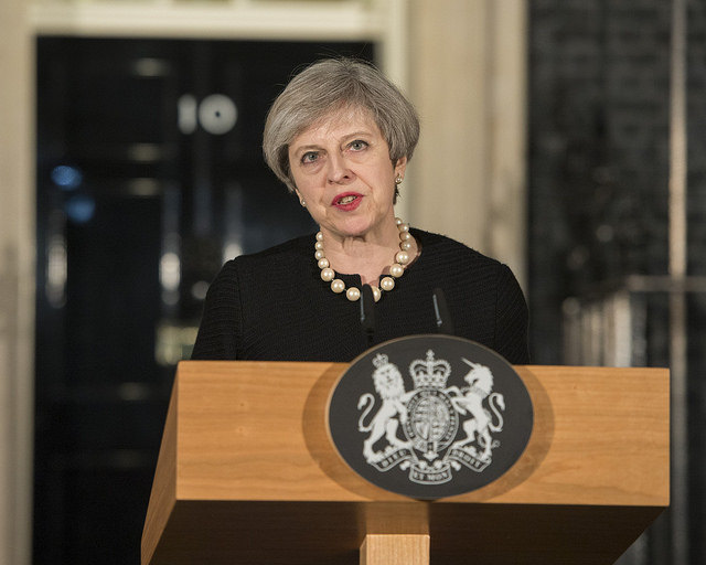 May's anti-Islamaphobia claims conflict with her political history