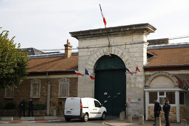 Two Frenchmen charged with plotting terror attack from their prison cells