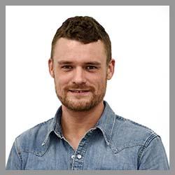 Headshot of Stijn van Kessel