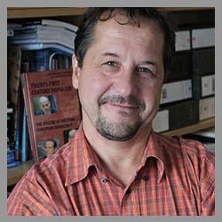 Headshot of Daniele Albertazzi